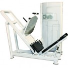 MACHINE AIR LEG PRESS 45°