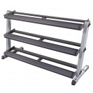 RACK HALTERES HEXAGONAUX (Semi-pro / Home)